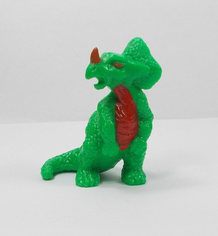 Monster In My Pocket - Series 6 Dinosaurs - 165 Monoclonius - Toy Figure