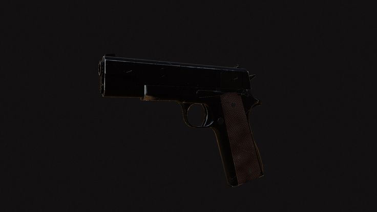 Colt 1911 made in Maya, X-Normals and NDO/DDO.  Check for more:  https://www.facebook.com/karelkiers https://menacenl.wordpress.com/