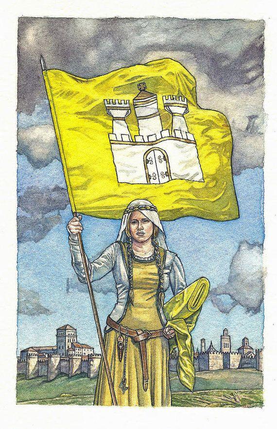Settlers of Catan Print   Trade Progress Card by stephenwalshart
