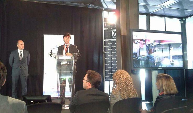 #Expocontact14 con Julio Alicarte, director de Marketing de FIATC Seguros http://www.fiatc.es/expocontact-2014--fiatc-seguros-y-vocalcom