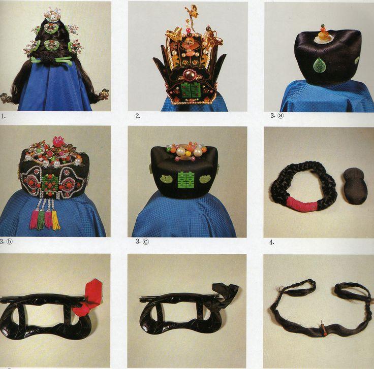 OrientiqueMoon :: 조선왕조 궁중의상 관모류와 두식류
