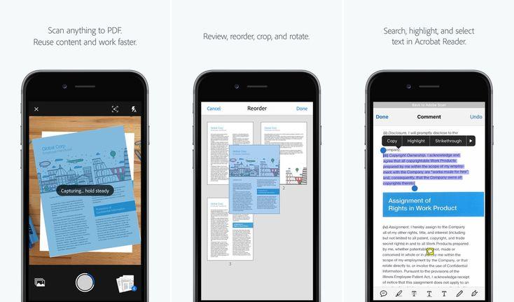 أدوبي تطلق تطبيقها الماسح الضوئي Adobe Scan على iOS  قبل نحو أسبوع من الآن أعلنت أدوبي عن إطلاقتطبيق جديد يدعىAdobe Scan على متجر قوقل بلاي ويهتمهذا التطبيق الجديد بمسح المستندات ضوئيا وذلك بهدف حفظها رقميا مع قدومه بمميزات قوية للغاية أهمها الدعم للتعرف على النص.  اليوم التطبيق أصبح متاحا على النظام الآخر iOS وجميع المزايا الموجودة في التطبيق على أندرويد متاحة على iOS ومعه يمكن مسح المستندات ضوئيا والحفاظ على دقة وجودة النص ليكون بديلا مناسبا لأحد التطبيقات التي تستخدمها على رأسها قوقل…