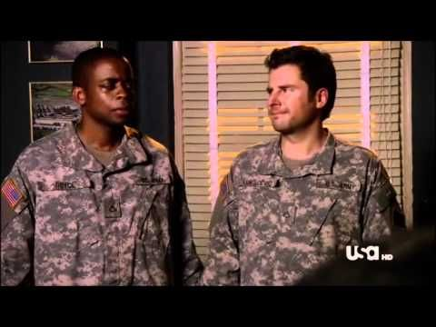 Psych - Shawn & Gus Nicknames. I like how sometimes Gus just go's with it