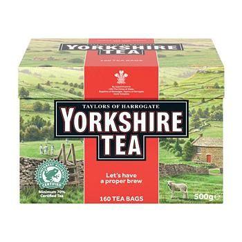 - イギリス雑貨と紅茶とハーブティーのお店 English Specialities ヨークシャー紅茶 160ティーバッグ