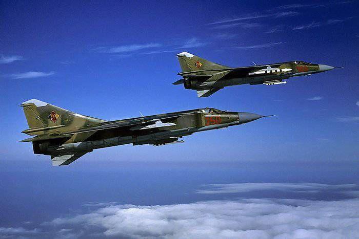 МиГ-23МЛ » Военное обозрение