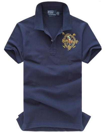 Ralph Lauren polo shirt for men 3600 dark blue
