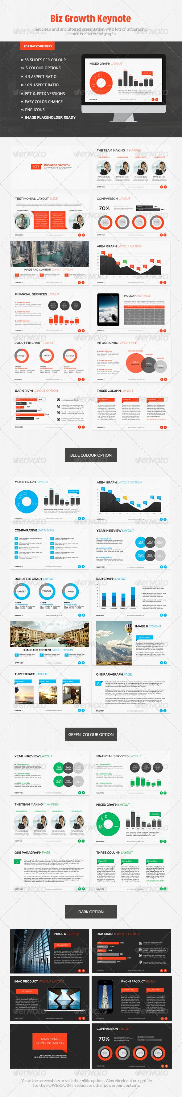 Business Growth Keynote — Keynote KEY #proposal #pictures • Available here → https://graphicriver.net/item/business-growth-keynote/4047697?ref=pxcr