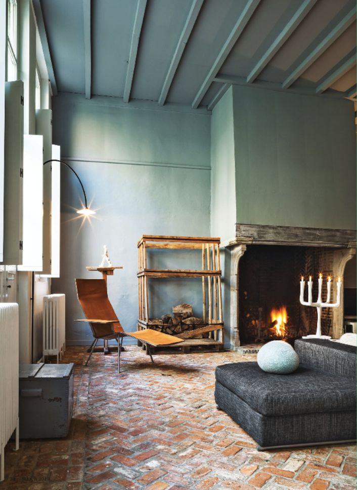 les 20 meilleures images du tableau bleu c ladon sur pinterest salle de s jour couleur des. Black Bedroom Furniture Sets. Home Design Ideas