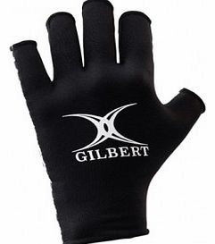 Gilbert International Rugby Glove The Gilbert International rugby gloves feature X-Grip technology and come at a superb price. Improving touch, feel and grip the side finger panels deliver a good fit and improved comfort. Constructed  http://www.comparestoreprices.co.uk/rugby-equipment/gilbert-international-rugby-glove.asp