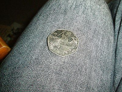 Rare fifty pence 50p #piece london 2012 olympic #games #kayaking/canoeing 2011,  View more on the LINK: 	http://www.zeppy.io/product/gb/2/272442758863/