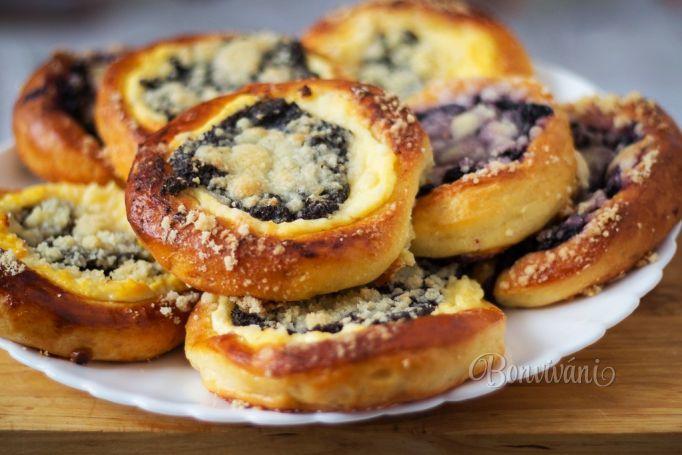 Hanácke zemiakové koláče