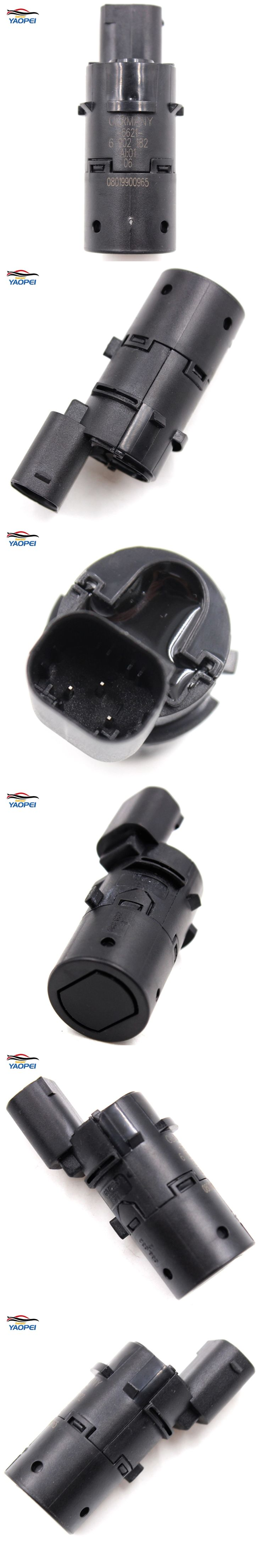 YAOPEI Car reverse Parking sensor PDC 66216902182 6902182 For BMW E38 E39 E53 525 X5 725 730 530