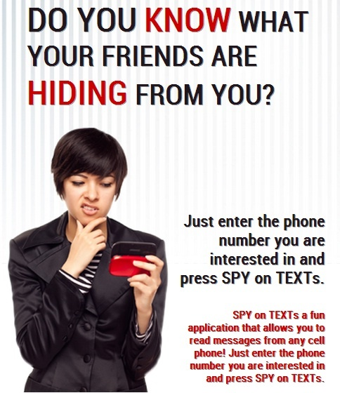 Are you trying to figure out if your friends or partner are saying things to others about you? Are they telling your business! The SMS Catcher is a fun application that allows you to read messages from any cell phone! Just enter the phone number you are interested in and check those messages...