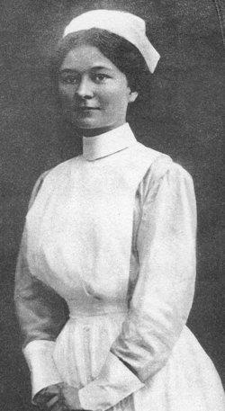 Nurse Helen Fairchild, RN was born on the 21st. November 1885 in Turbot Township, Milton, in central Pennsylvania and graduated as a nurse from Pennsylvania Hospital in 1913. One month after America declared war on April 6th. 1917, Helen volunteered to go overseas with 63 other nurses from Pennsylvania Hospital.