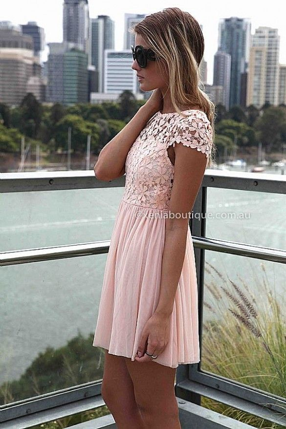 Splended angel dress from xenia aus. Cute to wear to a summer wedding!
