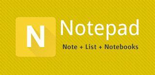 NotePad Premium V1.2.0  Miércoles 21 de Octubre 2015.By: Yomar Gonzalez ( Androidfast )   NotePad Premium V1.2.0 Requisitos: 3.0 Descripción: Bloc de notas le da una experiencia de edición de nota rápida y simple. Crea tus notas listas recordatorios y clasificarlas por color y segura organizarlos en cuadernos. Optimizado tanto para teléfonos y tabletas.  Mantenga un registro de sus pensamientos a través de notas listas y fotos  Nota de voz rápida lista de fotos y notas  Crear Notebook y…