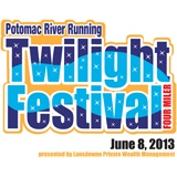 Come for the Race...Stay for the Party!  Twilight 4 Miler June 8, 2013