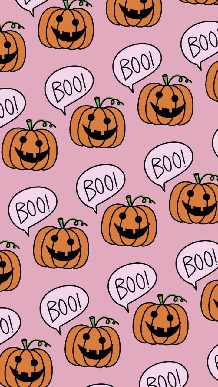 Uploaded By Megan Find Images And Videos About Halloween And Wallpapers On We Heart It The App Halloween Wallpaper Iphone Cute Fall Wallpaper Fall Wallpaper