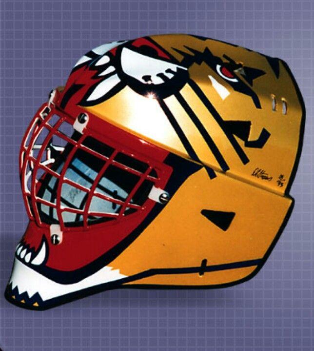John Vanbiesbrouck, Florida Panthers mask