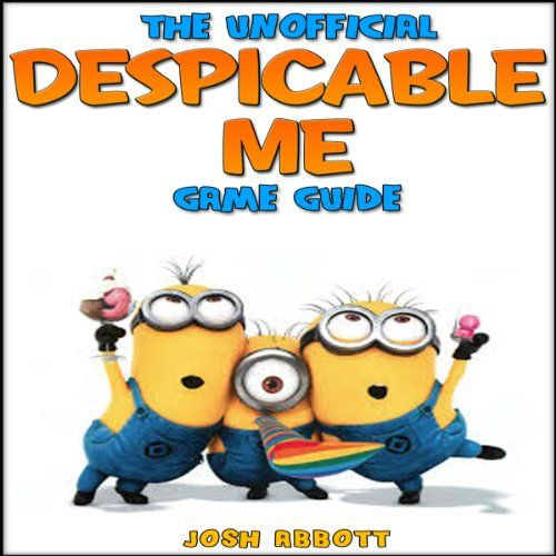The Unofficial Despicable Me Game Guide @ niftywarehouse.com #NiftyWarehouse #DespicableMe #Movie #Minions #Movies #Minion #Animated #Kids