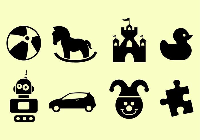 Free vector Free vector toys #15135