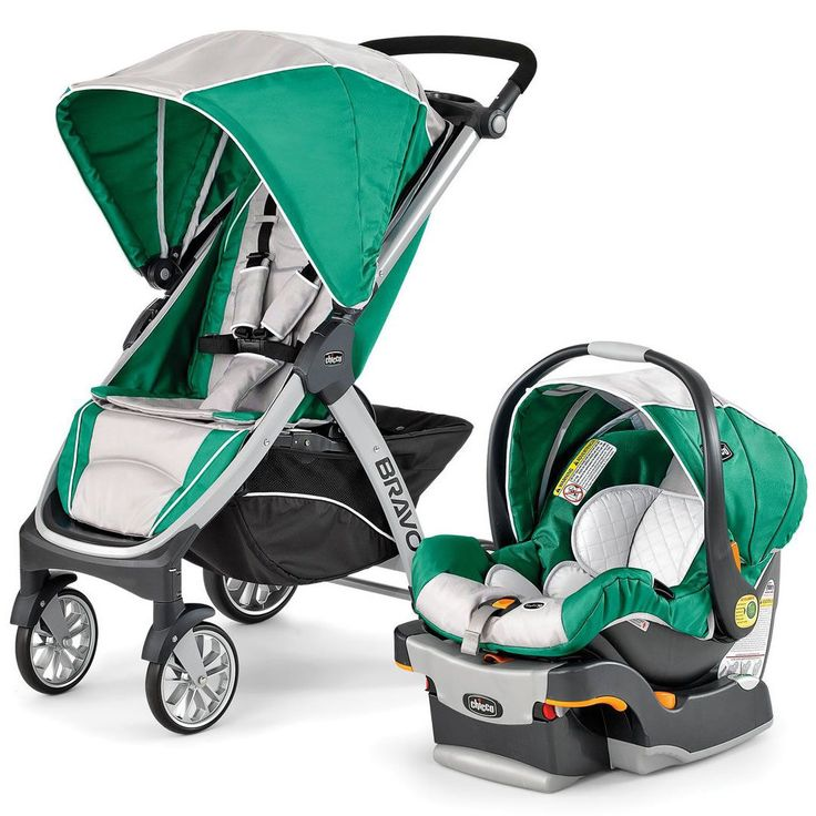 Chicco bravo travel system with keyfit 30 empire in 2020