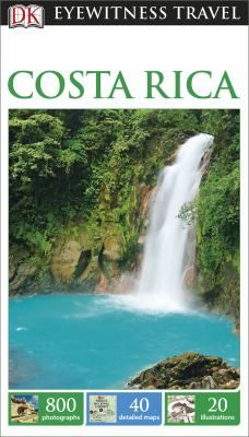 Cover image for DK Eyewitness Travel Guide: Costa Rica
