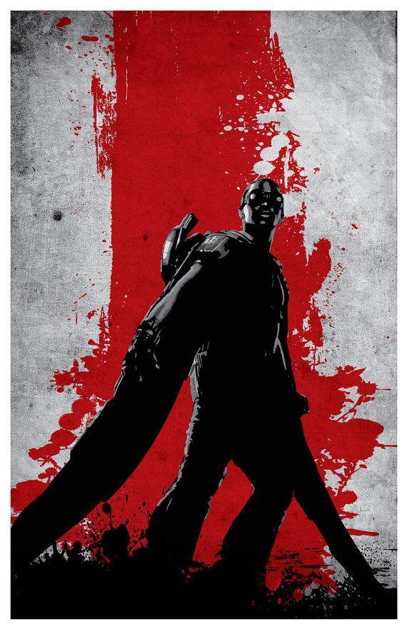 Vintage Avengers Movie Poster Set Sky Attack by MINIMALISTPRINTS