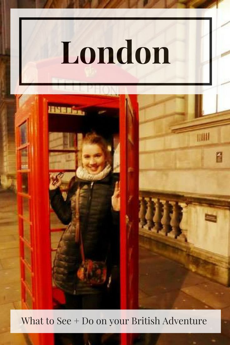 London Travel: Great Things to See and Do on your British Holiday