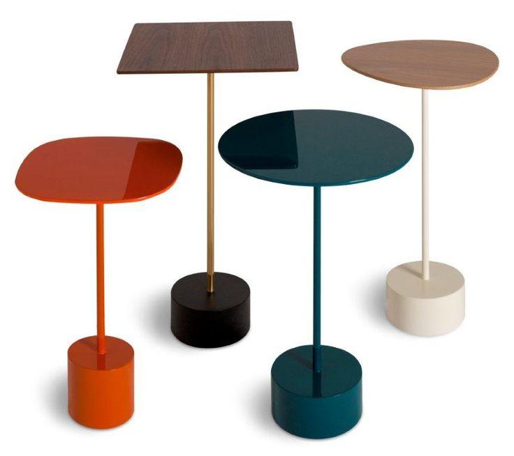Tables socles
