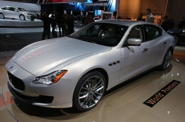 2014 Maserati Quattroporte S Q4 Review, Price, Images