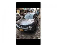Nissan juke for sale in good amount