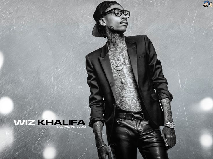 Wiz Khalifa HD Wallpapers  Wallpaper