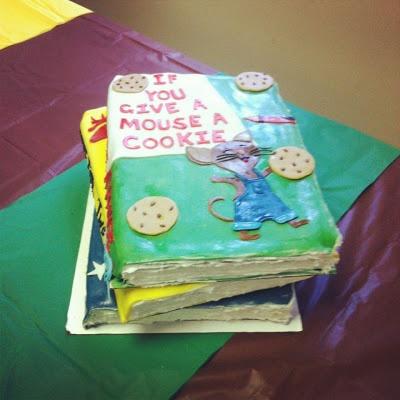 children 39 s book themed baby shower