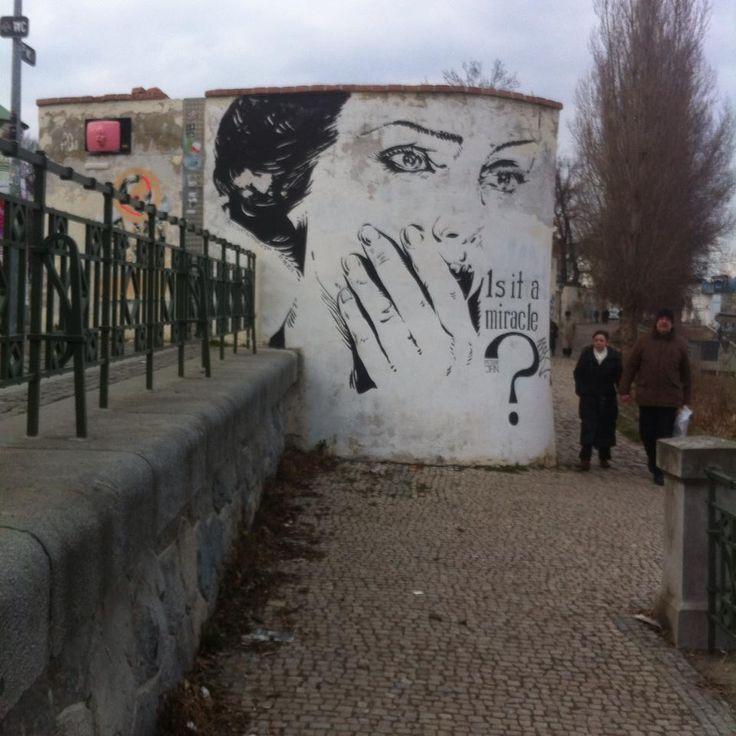 street art. prague.