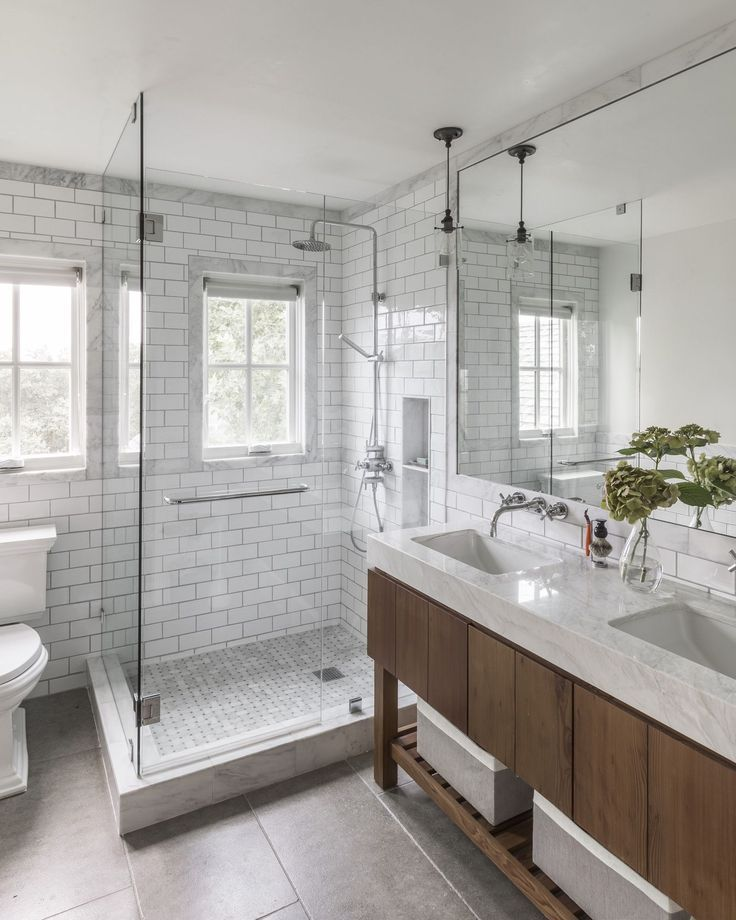 20 Enviable Walk In Showers Bathroom Renovations Bathrooms
