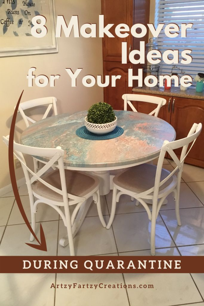 Do you want some easy DIY projects to do around the house