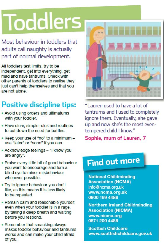 NSPCC - Sometimes when you think your toddler is naughty, it could actually be part of their normal development. Read more about this and our advice on what to do here: http://www.nspcc.org.uk/help-and-advice/for-parents-and-carers/guides-for-parents/better-behaviour/better-behaviour-pdf_wdf90719.pdf