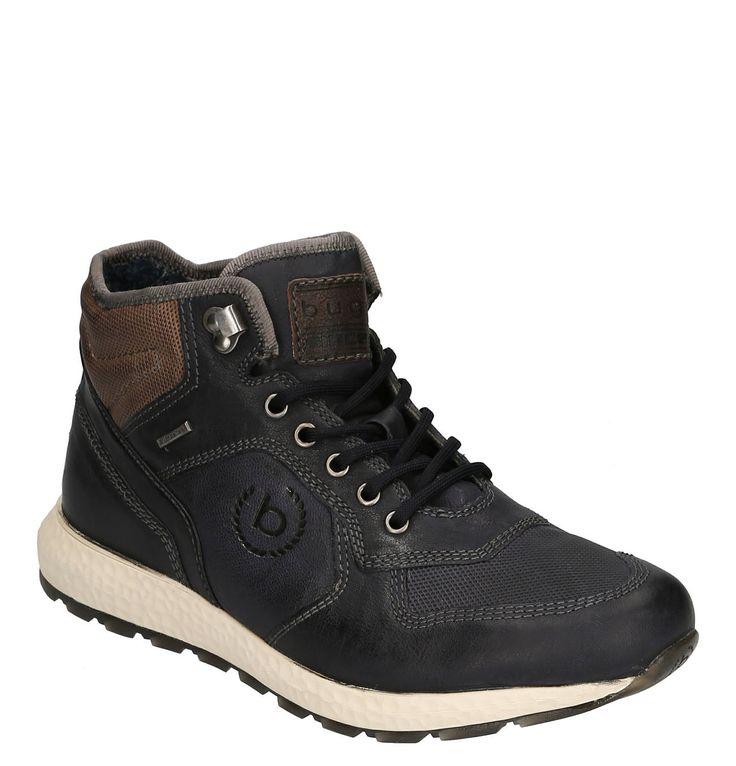 Sneaker, Leder, Filz-Futter, strukturierte Sohle, Naht-Design #Products
