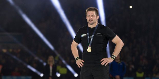 Richie McCaw has once turned down a knighthood but the PM feels the timing is now right to make another offer. Photo / Brett Phibbs