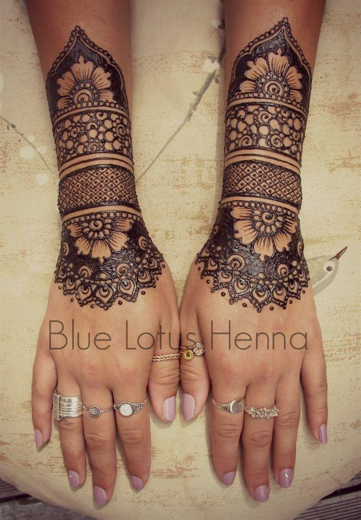 29 Popular Henna Arm Tattoos For Women Makedes Com