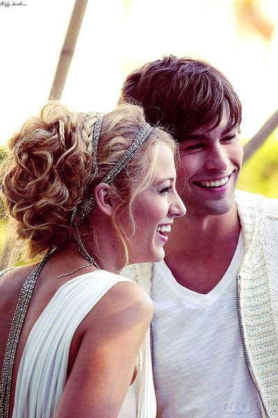 Favourite photo of Nate and Serena