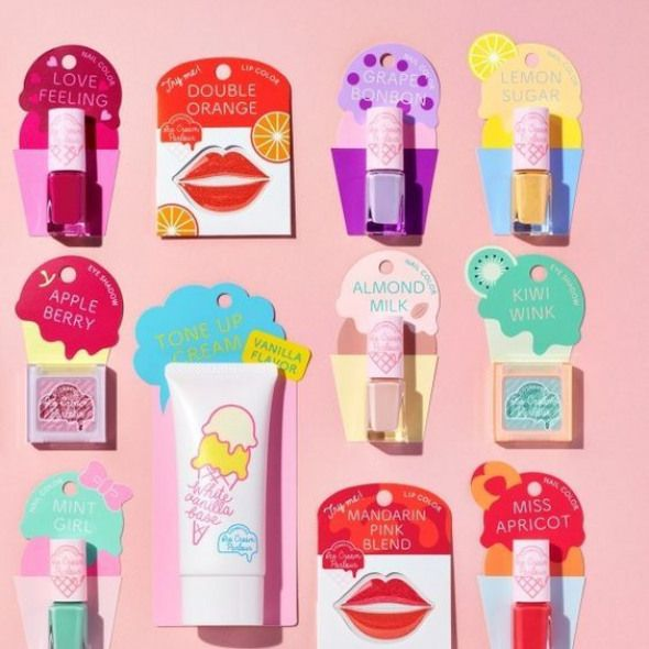Creativemakeup Creative Makeup Packaging In 2020 Interesting