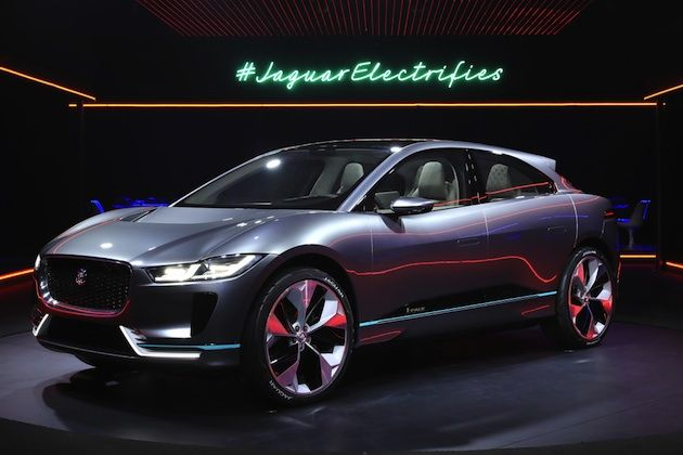 ジャガー初の電気自動車「I-PACE」は2018年に発売予定 - Autoblog 日本版