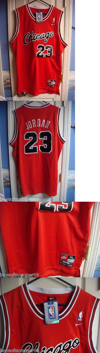 Men 158965: Chicago Bulls Michael Jordan King Of Hardwood Jersey 1984 Classics Size Xl Large -> BUY IT NOW ONLY: $125 on eBay!