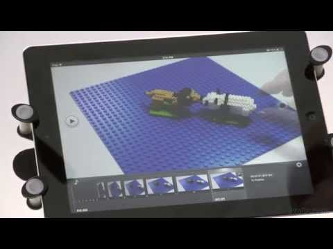 Stop motion animation tutorial: An introduction to iStopMotion for iPad | lynda.com - YouTube