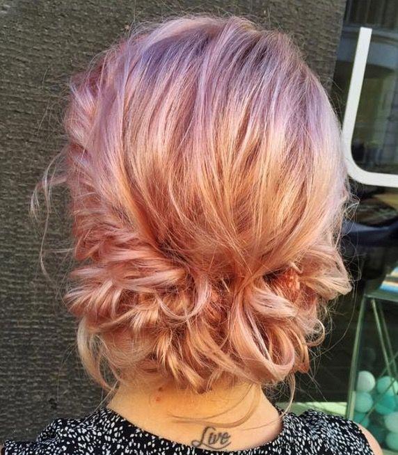 Naast granny hair en blonde balayage is roségoud haar één van de grootste haartrends van het moment. Maar nu de zomer langzaam ten einde komt (al zou je d...