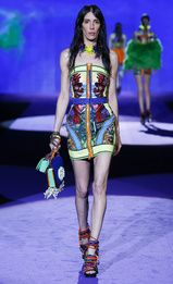 Dsquared² SPRING/SUMMER 2016 Fashion Show 29