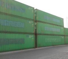 container 40' box-hc usati in ottimo stato