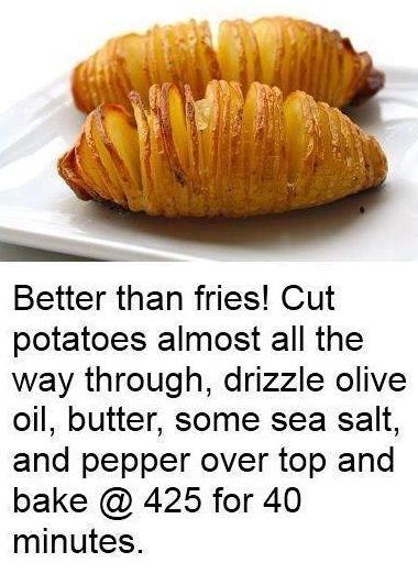 Better than fries!
